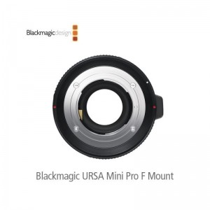 [Blackmagic] URSA Mini Pro F Mount