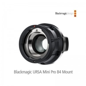 [Blackmagic] URSA Mini B4 Mount