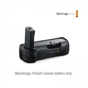 [Blackmagic] Pocket Camera Battery Grip