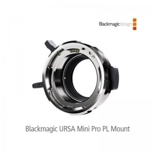 [Blackmagic] URSA Mini Pro PL Mount