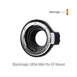 [Blackmagic]URSA Mini Pro EF Mount