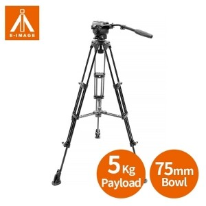 [E-IMAGE] EK650GT Tripod Kit (Middle Spreader)
